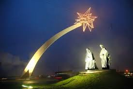 Photo of the 3 Wise Men in Natal